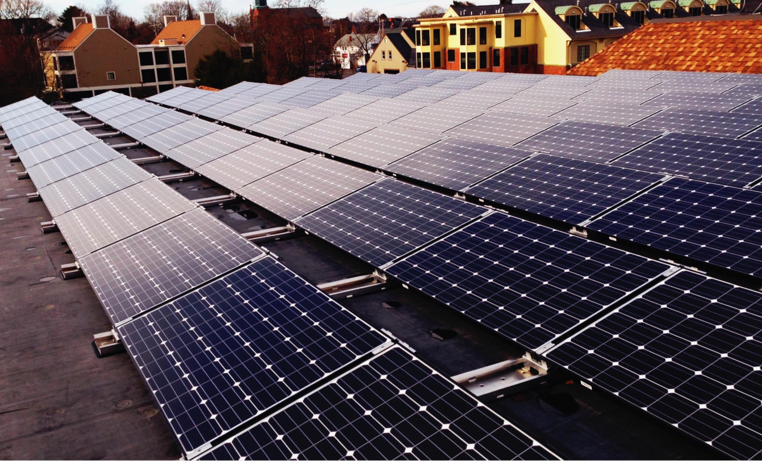 Solar Energy Company   Brentwood CA   Solar Harmonics